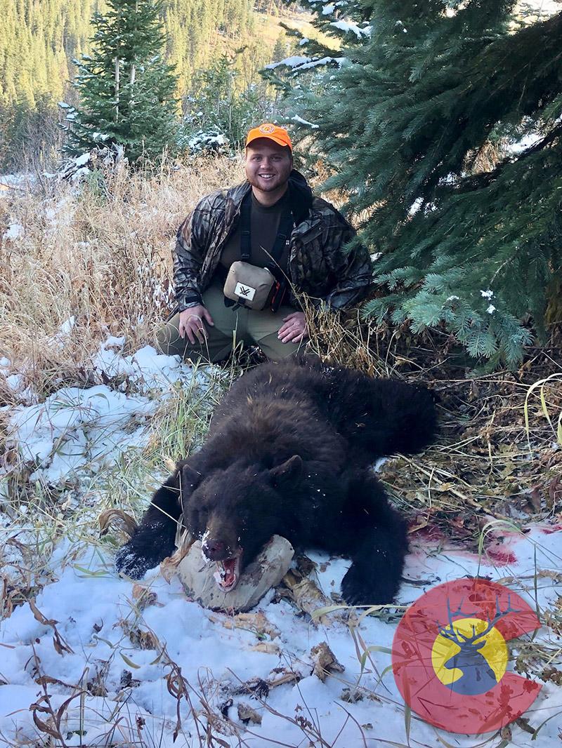 Wilderness Bear Hunting