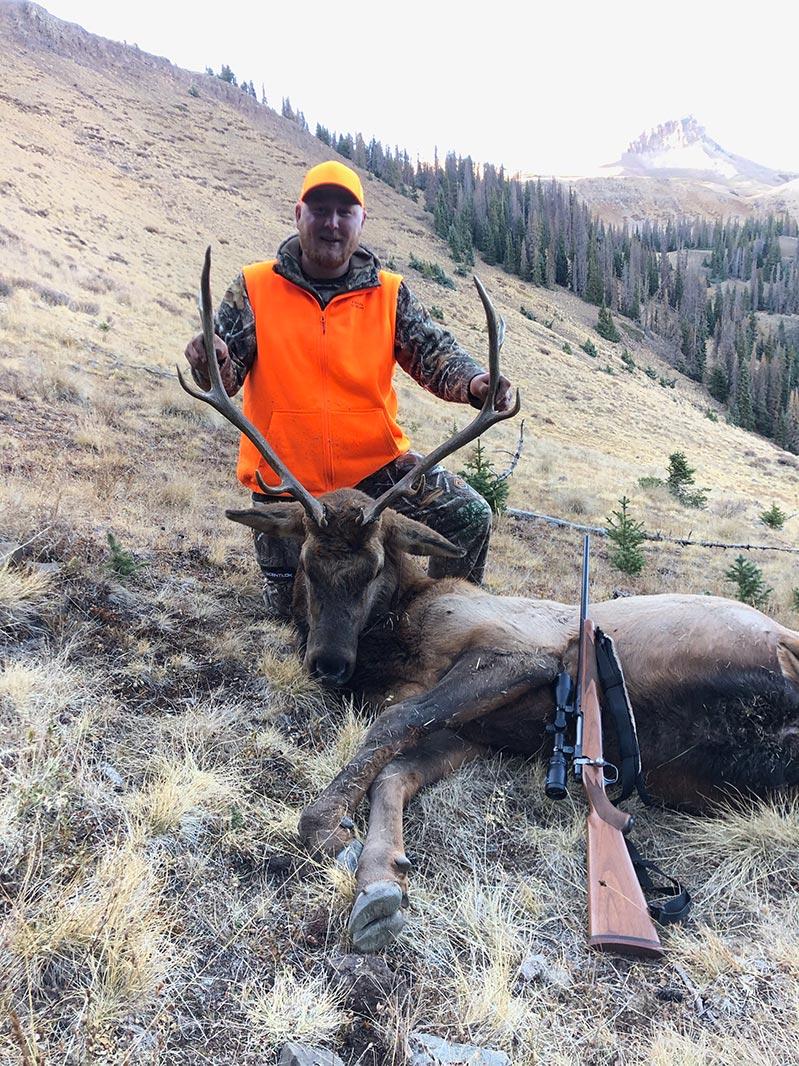 2019 Last Day Rifle Bull