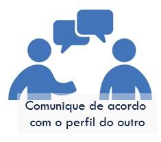 ONLINE: Comunique de acordo com o perfil do outro