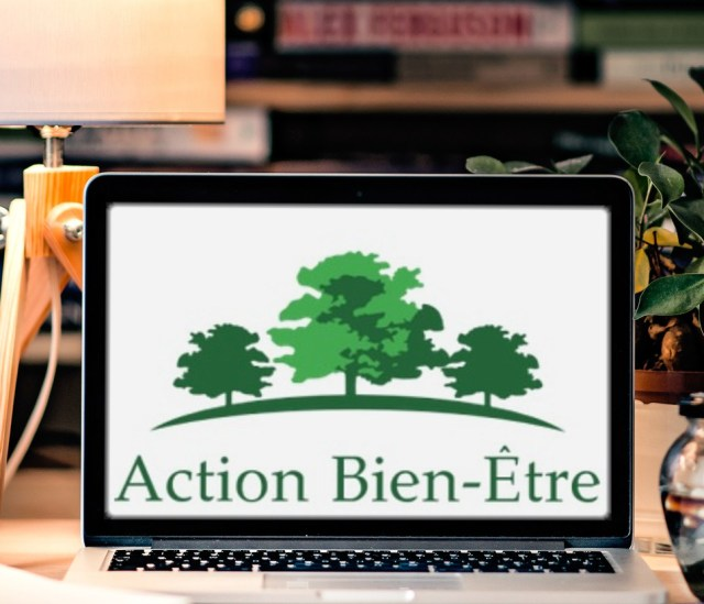 présentation du site et logo de l'entreprise