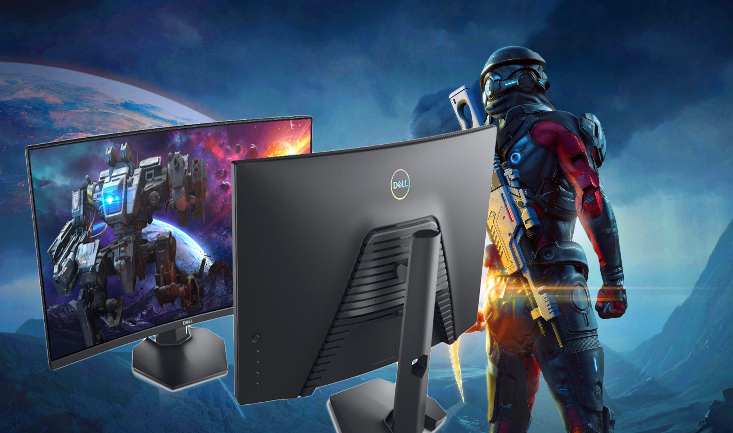 Best of Dell S2721DGF Gaming Monitor full Review (2020)