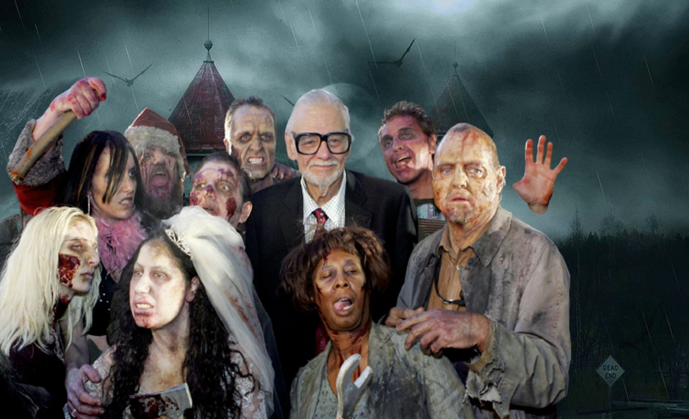 George Romero zombie movie, film why changed horror forever