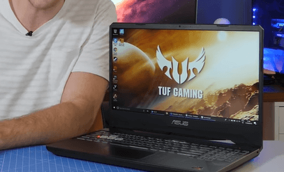 Asus TUF FX505DT best gaming laptop under $800