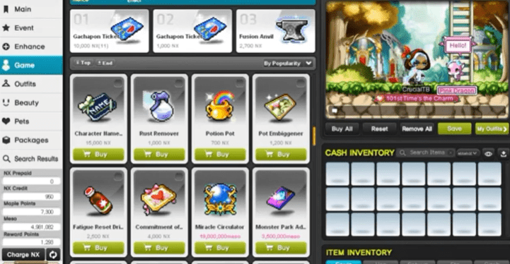 MapleStory Leveling Guide And Training