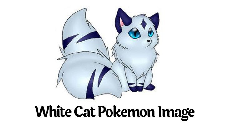 White Cat Pokemon