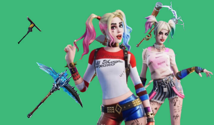 Hot fortnite girl skins name and picture 2021