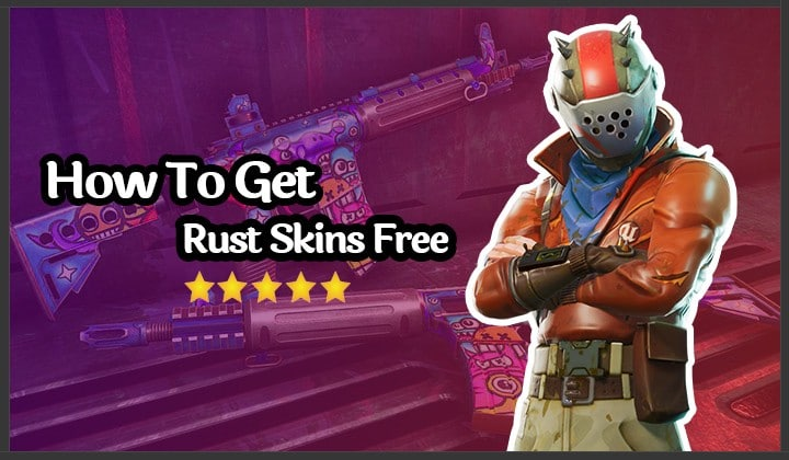 how to get free rust skins