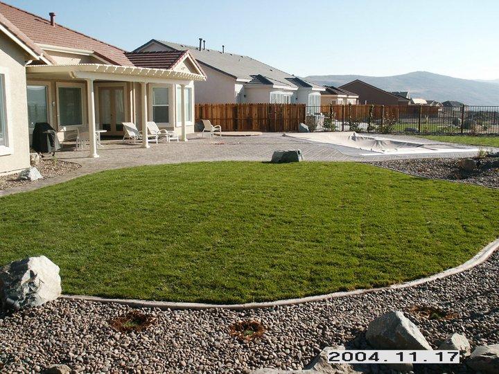 Landscape Design Reno Nv