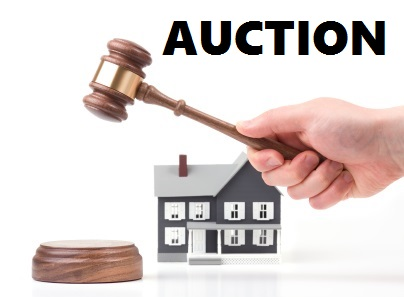 Auction property market