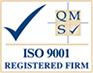 ISO 9001 - Registered Firm