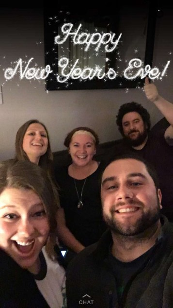 New Year's!