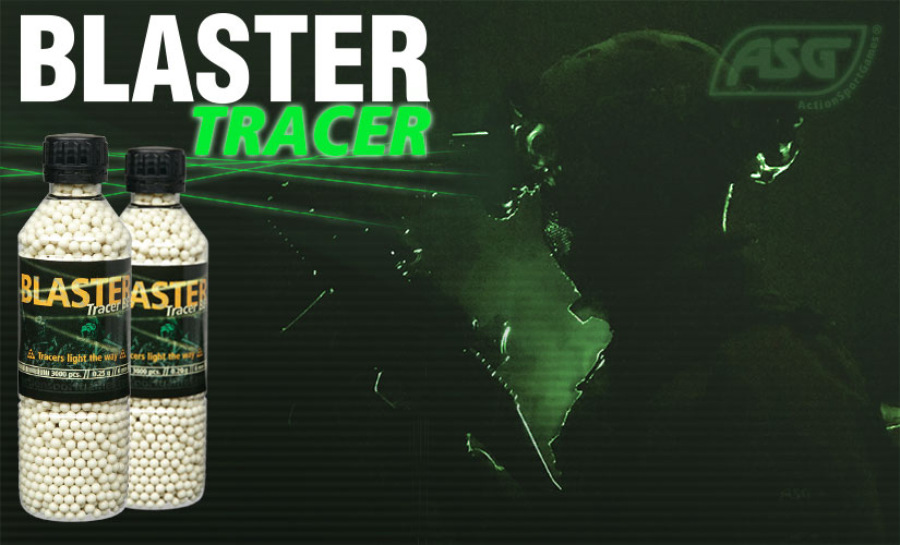 Blaster Tracers – LIGHT THE WAY