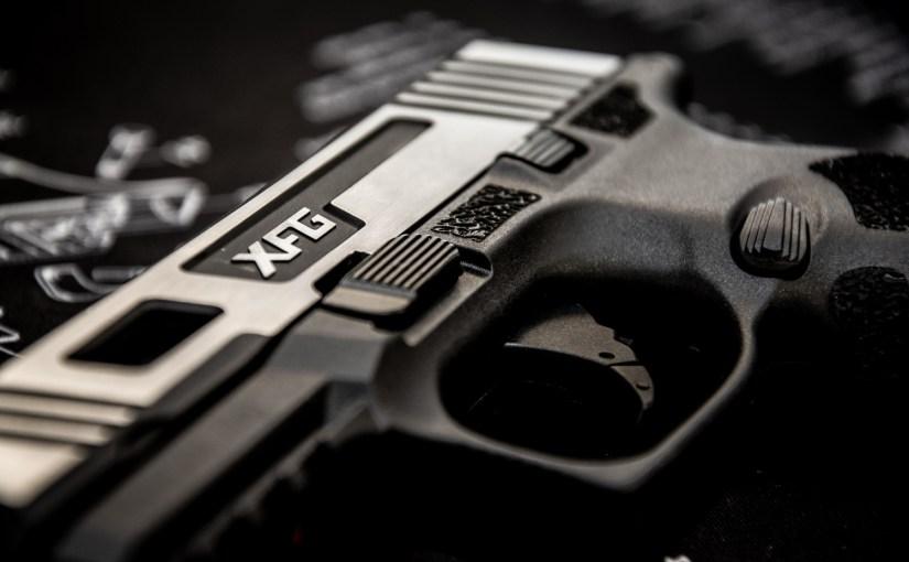 ICS XFG Gas Blowback Pistol