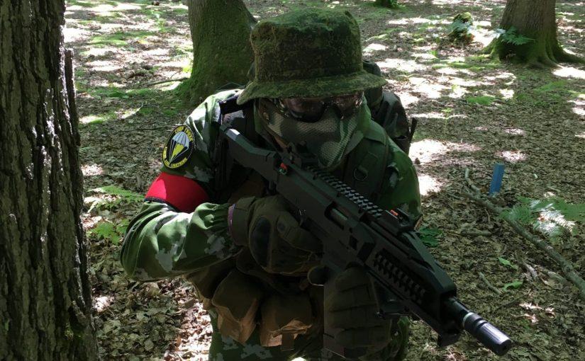 Andrey Lushnikov Scorpion Evo 3 A1
