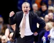 Rick Barnes SEC Coach of the Year