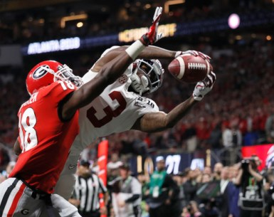 Falcons Draft Calvin Ridley Falcons Draft pick