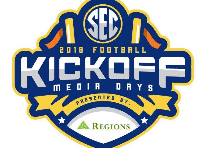 SEC Media Days logo