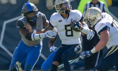 ACC football Duke and Georgia Tech