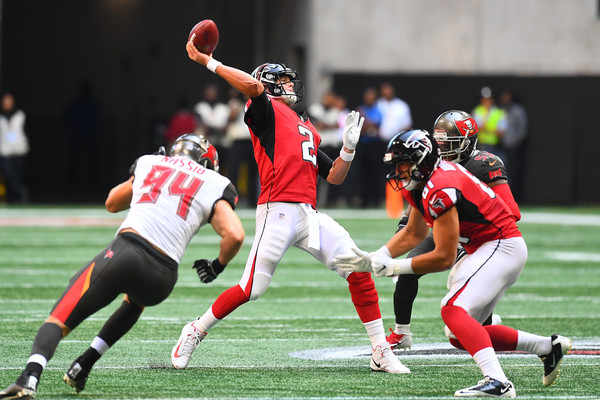 Atlanta Falcons vs Tampa Bay Bucs