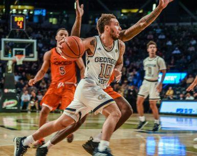 Georgia Tech Men's Basketball