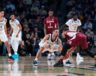 Jose Alvarada digs deep on defense versus Florida State