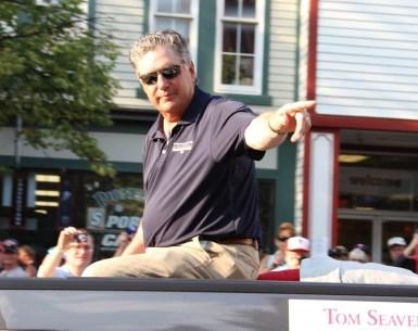 Tom Seaver Hall of Famer