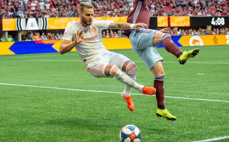 Julian Gressel's makes lone score for Atlanta United