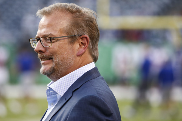 Ny Jets fire Mike Maccagnan
