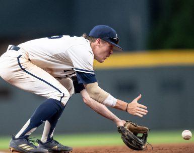 Georgia Tech second baseman