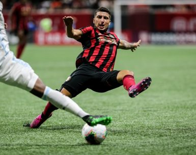 Eric Remedi, a vital player in the midfield for Atlanta United, will help team in what he hopes will another three points in the road against the Philadelphia Union Saturday night