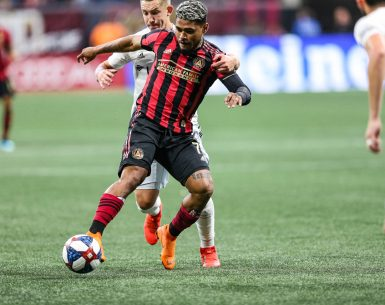 Josef Martinez has now scored in 14 straight MLS matches