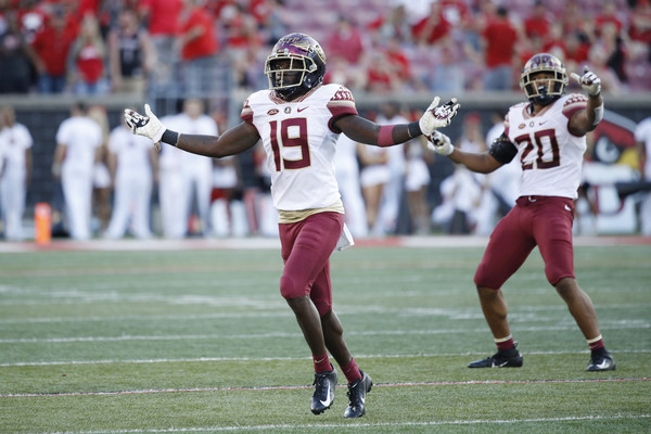 Florida State defeated Louisville 35-24