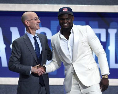 Zion Williamson New Orleans Pelicans new main man #nba