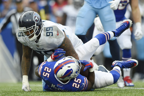 Jurell Casey the anchor of the Titans Defensive Line is out vs Panthers