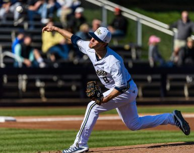 Georgia Tech Baseball off to a 2-0 start #togetherweswarm, #Georgiatech,