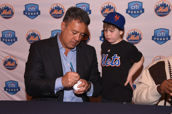 NY Met's hall of fame pitcher Ron Darling #mets, #mlb