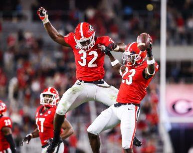 #uga, #Dawgs, Georgia Bulldogs wacks Auburn Tigers 27-6