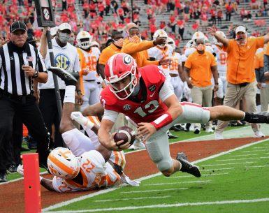 #uga, #Bulldogs, #Dawgs, Georgia Bulldogs defeat Tennessee