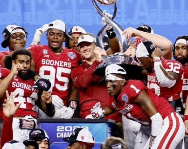 #Sooners, #Gators, Oklahoma Sooners 2020 Cotton Bowl Winners