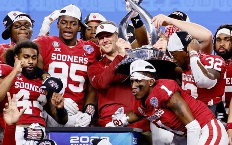 #Sooners, #Gators, Oklahoma Sooners 2020 Cotton Bowl Winners