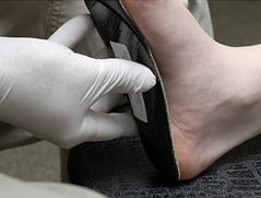 Custom Orthotics - Dr. Shawn Rennick