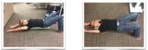 Back Stretch - Foam Roller Exercises
