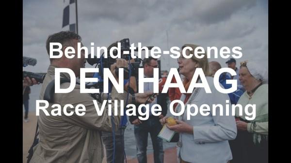 Volvo Ocean Race Den Haag is officially open! | Volvo ...