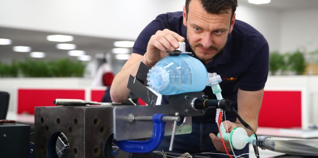 VIDEO: Aston Martin Red Bull Racing factory reopens doors for F1