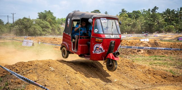 PHOTO ALERT: Racers battle tough Sri Lankan terrain at Red Bull Tuk It