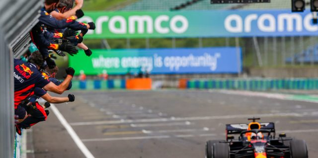 Verstappen hits back for second in thrilling Hungarian Grand Prix
