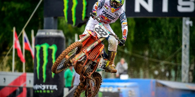 Cairoli and Geerts back on top in Kegums for the MXGP of Riga!