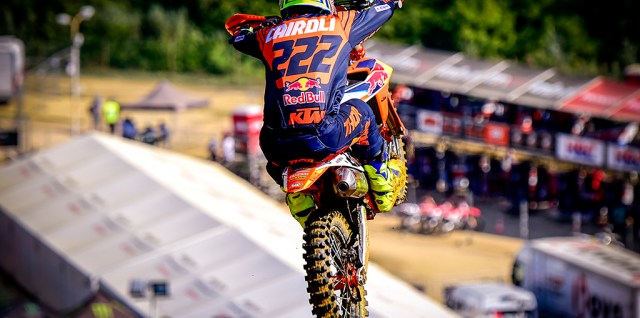 Cairoli and Vialle sweep the podium at the MXGP of Emilia Romagna