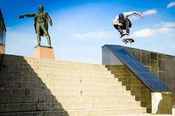 Street Sessions in St. Petersburg With Maxim Habanec & Crew | Skate of Mind: Russia Chapter 2