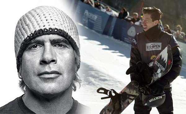 Shaun White and Jake Burton Wrap about Snowboarding   Action Sports ... 9156f46653c